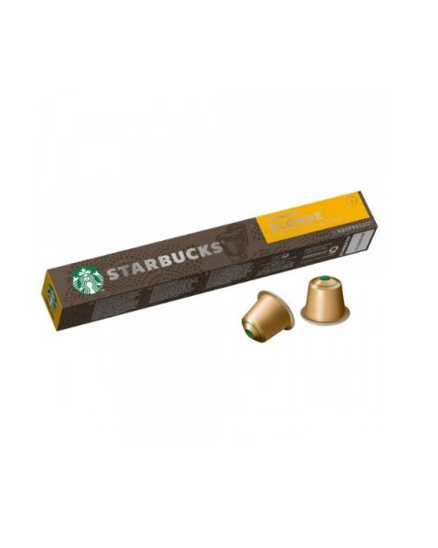 Starbucks Blonde Espresso Roast Capsules (SBUX BLNDE ESPRS NES)
