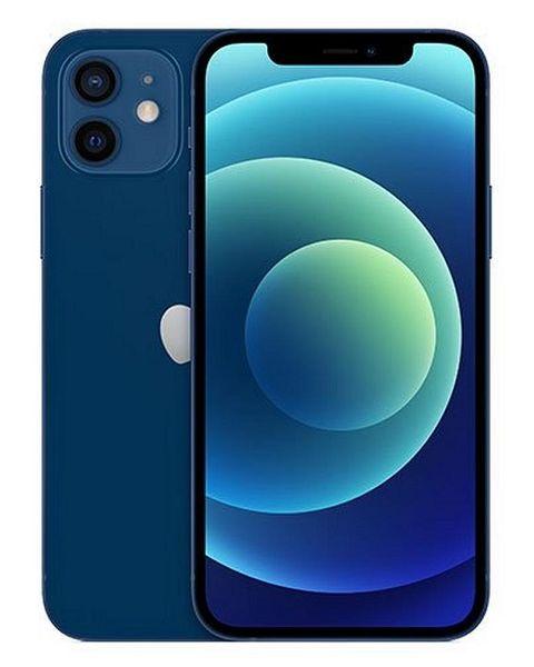 آيفون 12 أزرق 128 جيجابايت (MGJE3AA/A-S)