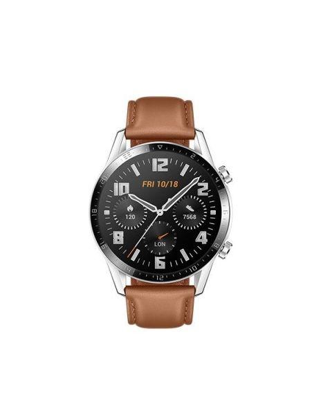 Huawei Watch GT 2, 46 mm, Brown (55024337)
