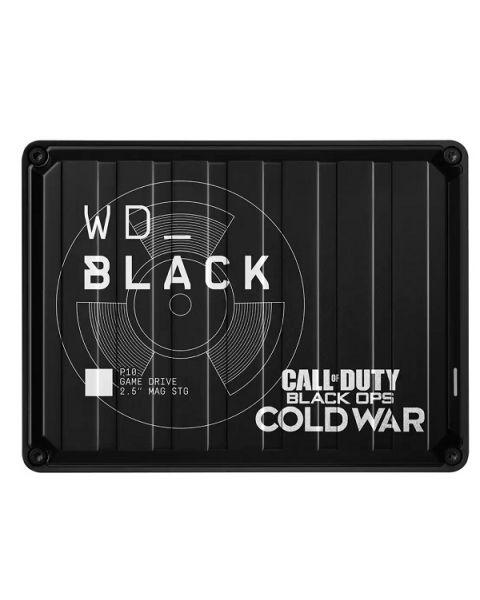 ويسترن ديجيتال محرك الألعاب Call of Duty الإصدار الخاص 2 تيرابايت (WDBAZC0020BBK-WESN)