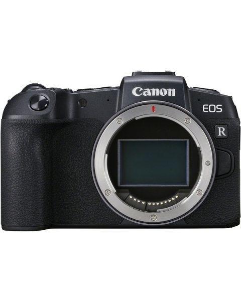 كاميرا كانون (EOSRP-B) اطار كامل بدون مرآة هيكل فقط +محول EU26 + بطاقة ذاكرة 16 جيجابايت