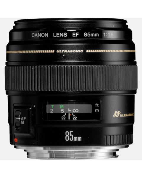 Canon EF 85mm f/1.8 USM Lens (EF85MM)