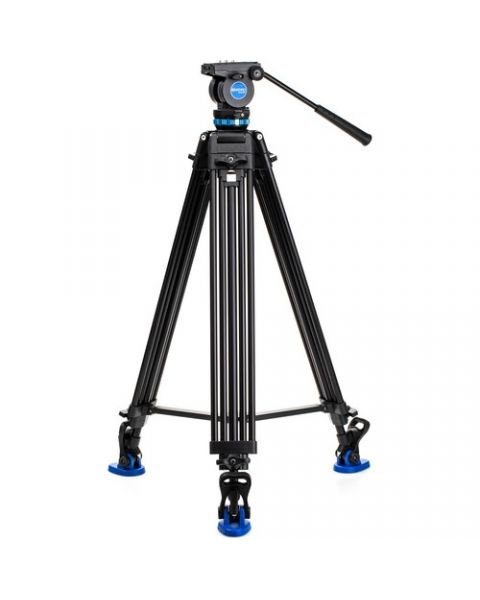 Benro KH26P Video Head & Tripod Kit (BENRO-KH26P)