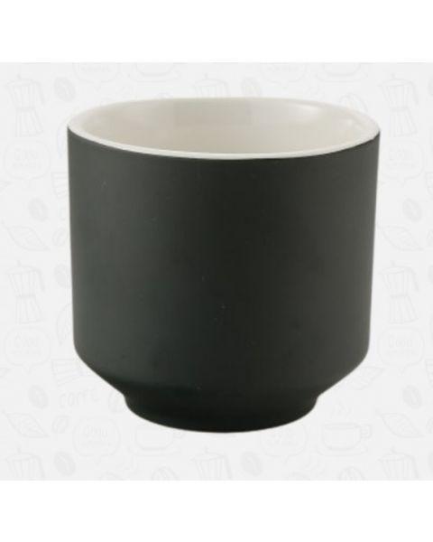 كوب قهوة سيراميك 160 مل- أسود Ceramic Coffee Cup 160ml-black