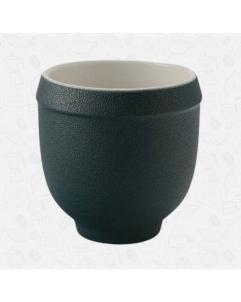 كوب قهوة سيراميك 180 مل- أخضر Ceramic Coffee Cup 180ml-green