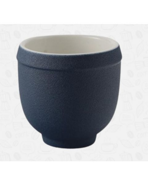 كوب قهوة سيراميك 180 مل- أزرق Ceramic Coffee Cup 180ml-blue