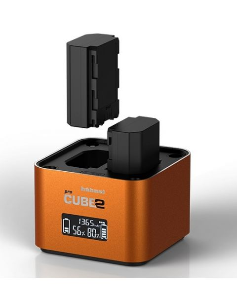 Hähnel Pro Cube charger for Sony (PRO-CUBE-SONY)