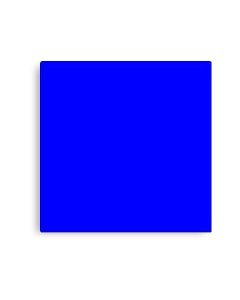 Solid Chroma Color Blue (S0021)