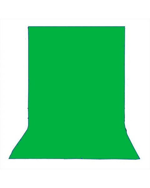 خلفية تصوير  1.35متر×10متر لون أخضر (CHROMA-54-SML)
