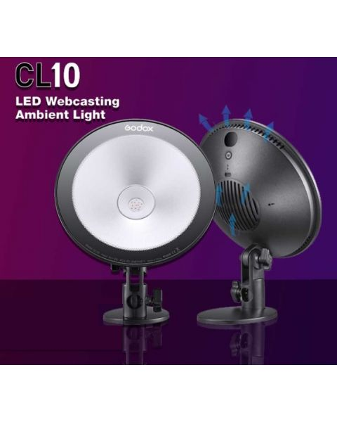 Godox CL10 LED Webcasting Ambient Light (CL10)