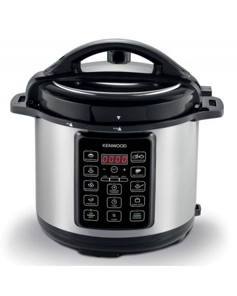 Kenwood PCM60.000SS Pressure Cooker 14 in 1 (OWPCM60.000SS)