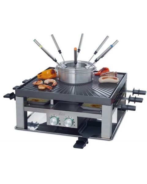 Solis Combi 3 in 1 Table Grill