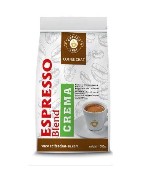 La Barista Coffee Chat Espresso Crema 1Kilo (ESPRESSO CHAT CREAM)