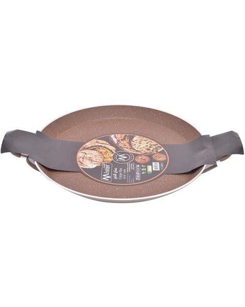 Mister Cook Granite Crepe Pan with edge 35 cm (020-1162/G/35)
