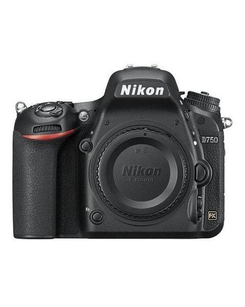 Nikon D750 DSLR body only (VBA420AM)