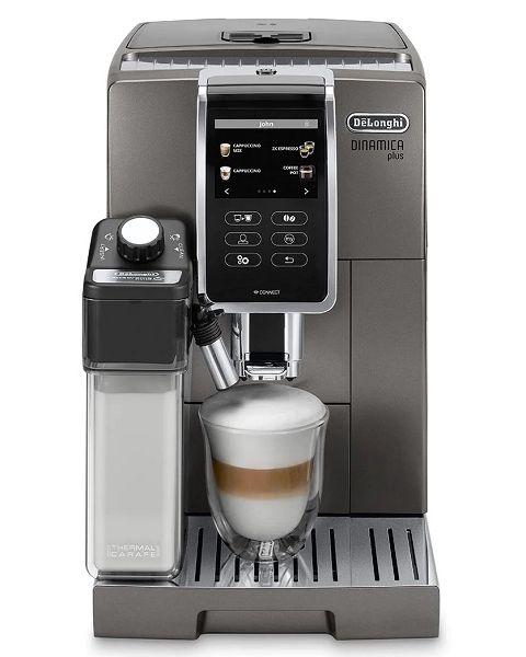 Delonghi Dinamica Plus ECAM 370.95.T Coffee Machine (DLECAM370.95.T)