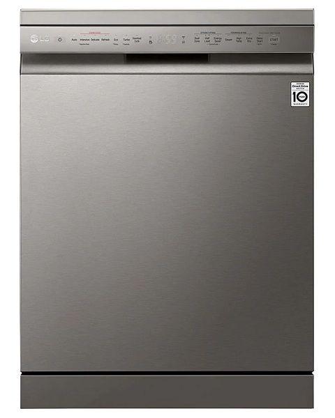 إل جي غسالة الصحون رباعية الغسل التي تضم 14 موضعا  (DFB425FP)