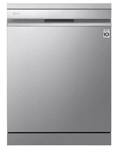 إل جي غسالة الصحون رباعية الغسل التي تضم 14 موضعا (DFB325HS)