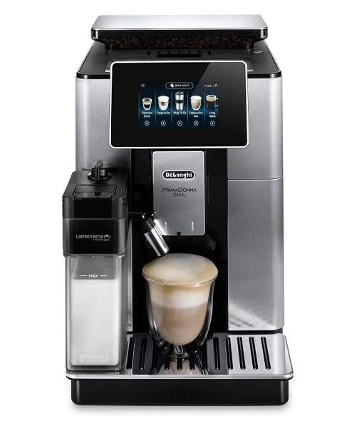 ديلونجي بريمادونا ECAM610.75MB ماكينة قهوة اوتوماتيك  (DLECAM610.75MB)