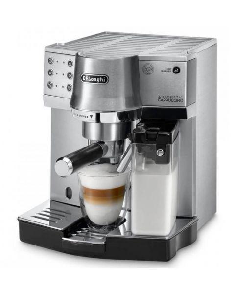 De'Longhi Stainless Steel Premium Pump Espresso Machine EC860.M (DLEC860.M)