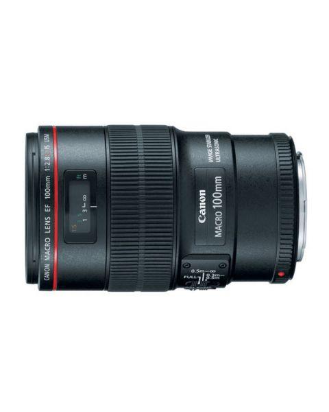 Canon EF 100mm f/2.8L Macro IS USM Lens (EF100IS)