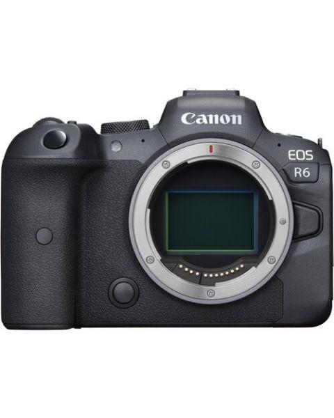 Canon EOS R6 Mirrorless Camera (EOSR6-B)