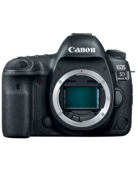 Canon EOS 5D Mark IV Body Only - 30.4MP, DSLR Camera, Black + Memory Card 16GB (EOS5DMK4-B)