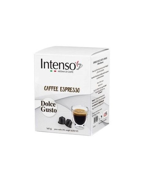 Intenso Dolce Gusto Espresso, 10 Capsules (INTENSO-ESPRESSO)