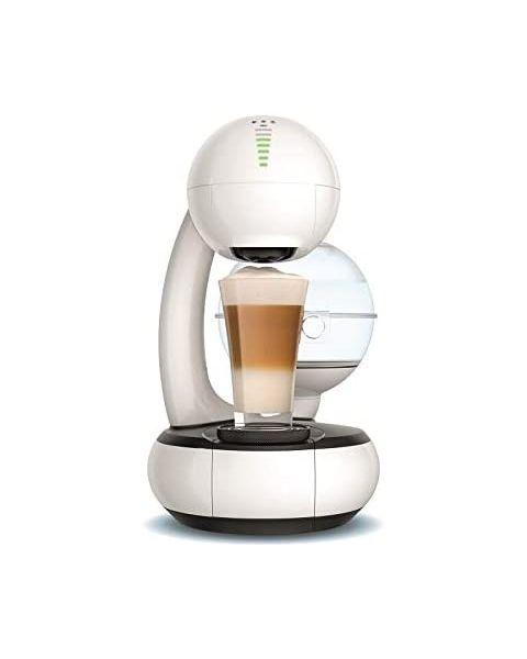 ماكينة قهوة دولتشي قوستو إسبيرتا لون أبيض (ESPERTA WHITE)