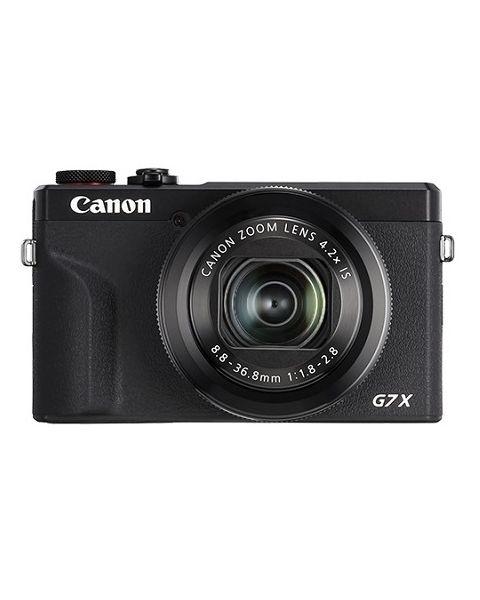 Canon PowerShot G7 X Mark III Black + Memory Card16GB (G7XM3)