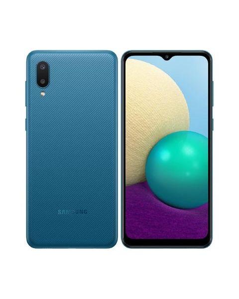 Samsung Galaxy A02, 32GB, Blue (SM-A022FZBDMEA)