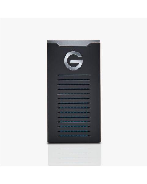 محرك الأقراص ذو الحالة الصلبة المحمول G-DRIVE Mobile 2تيرابايت (0G06054)