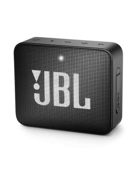 JBL GO 2 Portable Bluetooth Speaker-Black (GO2BLK)