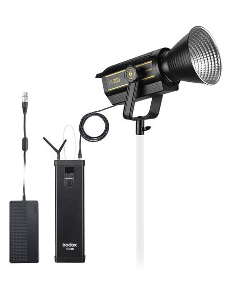 Godox VL300 LED Video Light (VL300)