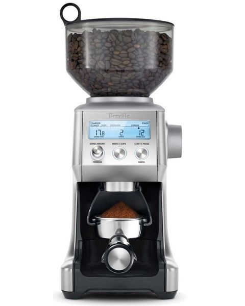 مطحنة قهوة ذكية من بريفيل (SES820)