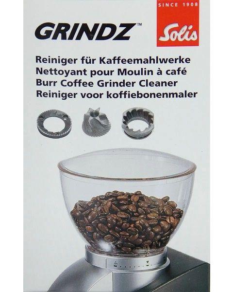 عبوة تنظيف مطحنة القهوة بأكياس 3 × 35 جرام من سوليس