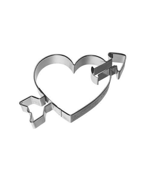 Birkmann Cookie Cutter Heart with arrow 8cm (198128)