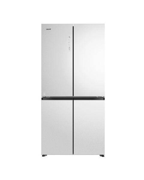 ثلاجة بأربعة أبواب هاير،15.5 قدم 440 لتر، لون أبيض (HRF-500WG)