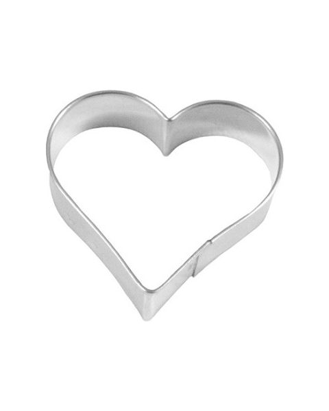 Birkmann Cookie Cutter Heart 7.5 cm Stainless steel (196247)