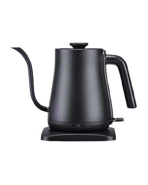 أبريق ترشيح القهوة اسود كهربائي مع معيار 1لتر من لاباريستا (LB-733)