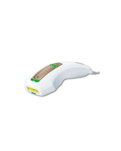 جهاز إزالة الشعر IPL بيورر سكين برو أبيض (IPL SKIN PRO)