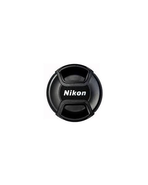 Nikon LC-52 Snap-on Front Lens Cap 52mm (JAD10101)