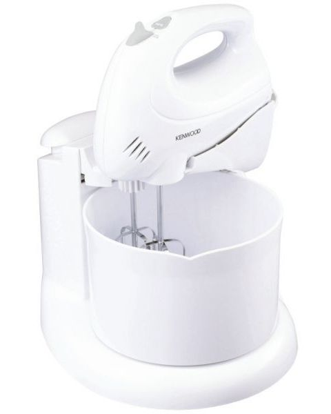 Kenwood Hand Mixer with Bowl HM430 White, (OWHM430009)