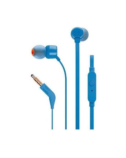 JBL TUNE 110 In-ear headphones (T110BLUE)