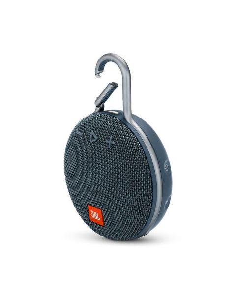 JBL CLIP 3 Portable Bluetooth-Blue (CLIP3BLU)