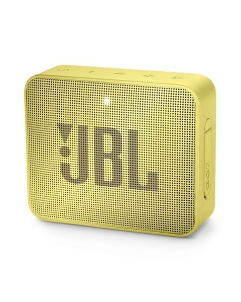 JBL GO 2 PORTABLE BLUETOOTH SP-Yellow (GO2YEL)