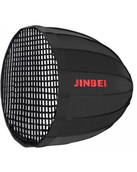 مظلة تصوير من JINBEI مقاس 120  مع شبك (JN-DEEP-UMBRELLA-120KIT)