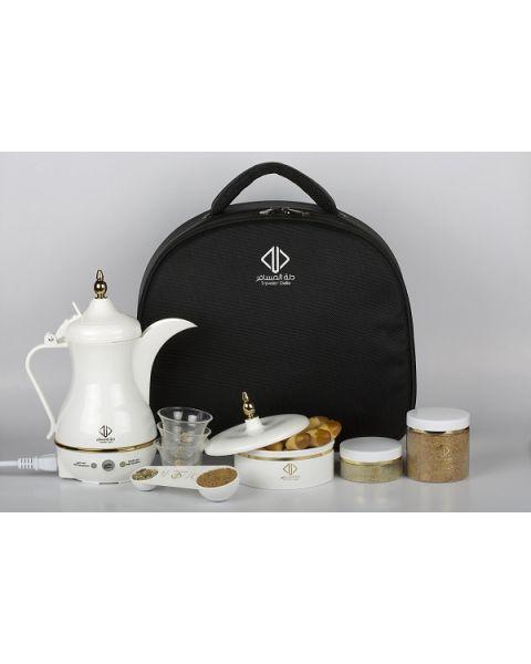 دلة المسافر الكهربائية Traveler Dalla for arabic coffee maker