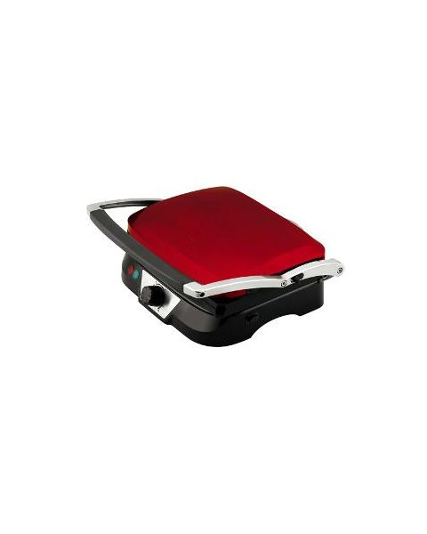 Kenwood HEALTH Grill HG365, Red (OWHG365006)