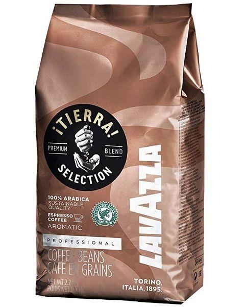 Lavazza La Reserva de iTierra Selection 100% Arabica (COFFEE-LAVAZZA ITIERA)